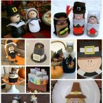 Looking for pilgrim crafts for the kids this Thanksgiving? We have collected over 40 pilgrim crafts and edible crafts for you to make!