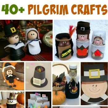 Pilgrim Crafts for Kids