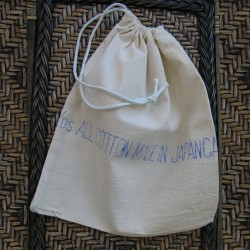 Calico Drawstring Bags