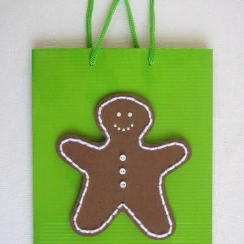Craft Foam Gingerbread
