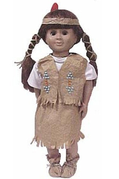Native American Doll Clothes