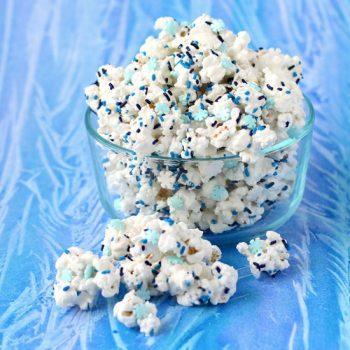 Disney Frozen Popcorn