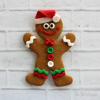 Oh-So-Cute Gingerbread Men