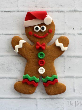 Oh-So-Cute Gingerbread Men