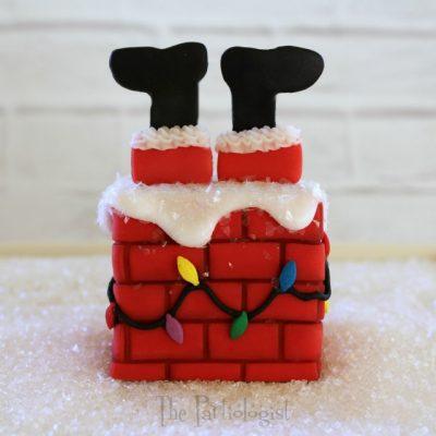Down the Chimney Mini Cake