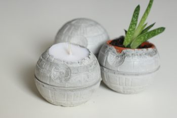 Star Wars Concrete Death Star