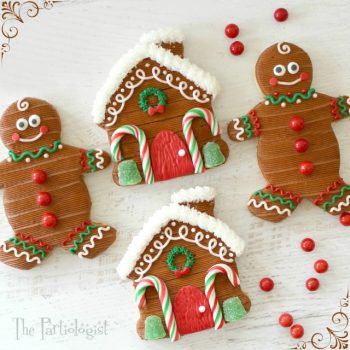 Gingerbread-Inspired Sugar Cookies