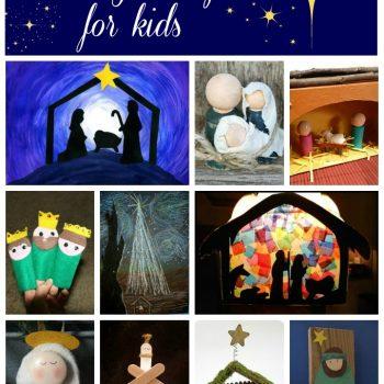 20+ Nativity Crafts for Kids