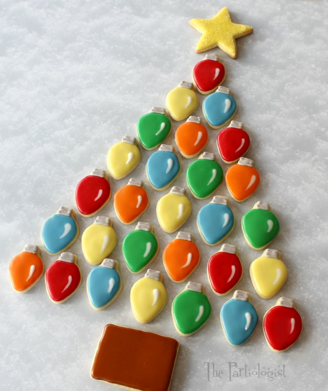 Oh Christmas Cookie Tree!