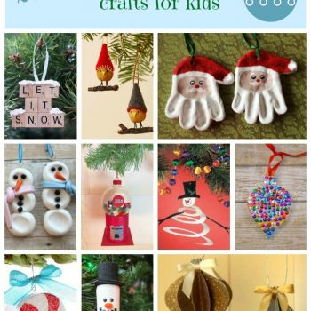 280+ Ornament Crafts for Kids