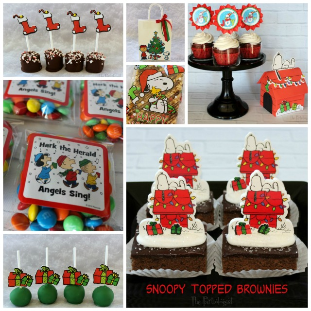 A Charlie Brown Christmas Party Fun Family Crafts
