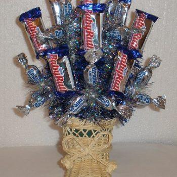 Winter Candy Bouquet