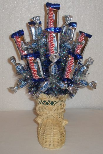 Winter Candy Bouquet