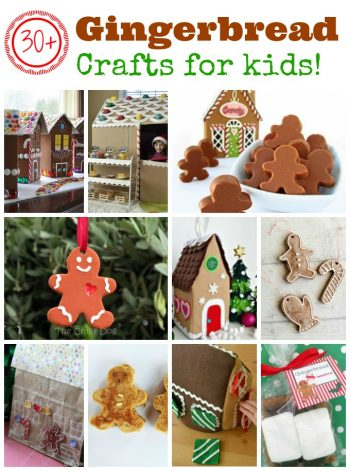 Gingerbread Crafts for Kids