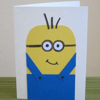 'Thanks a Minion!' Card