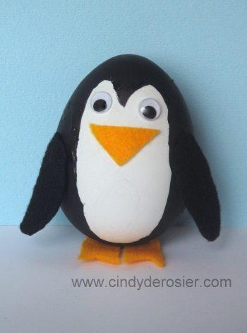 Egg Penguin