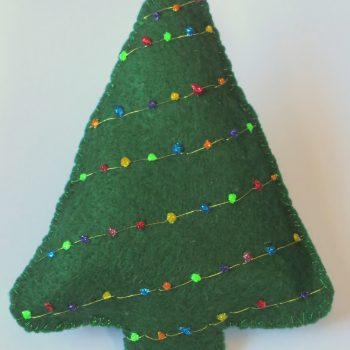 Stuffed Christmas Tree