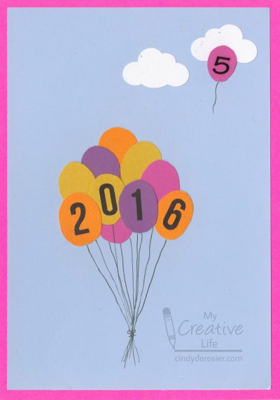 New Year's Eve Balloon Craft