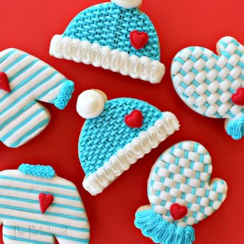 Hand Knit Cookies