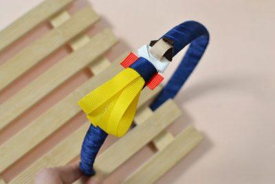 Snow White Ribbon Headband
