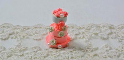 3D Paper Cake