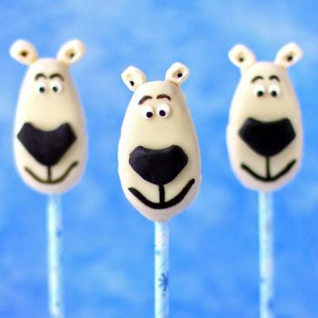 Norm of the North Lollipops
