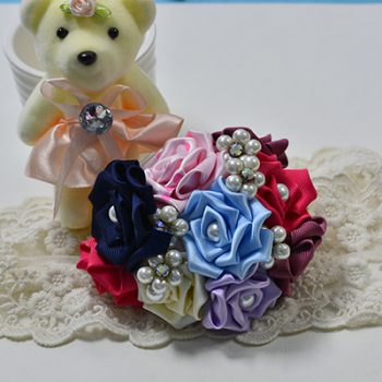 Grosgrain Ribbon Rosettes