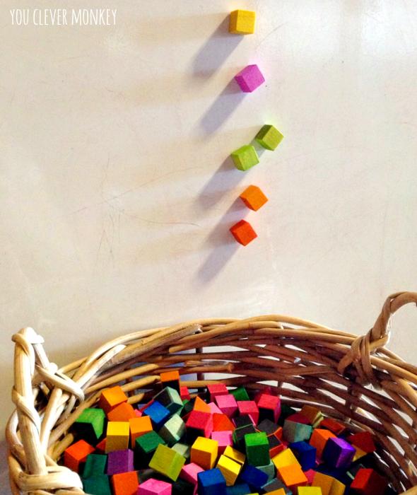 Mini Magnetic Blocks