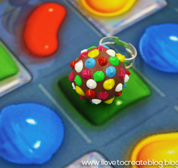 Candy Crush Color Bomb Ring