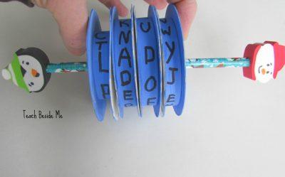 Ribbon Spool Speller