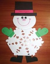 Snippy Snowman