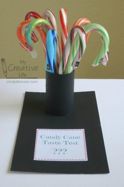 Candy Cane Taste Test