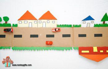 Cardboard Road