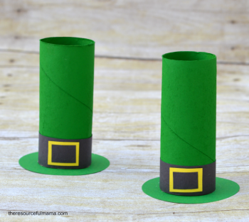 Get excited about St. Patrick's Day with these leprechaun hats.