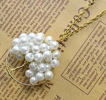Pearl Tree Necklace