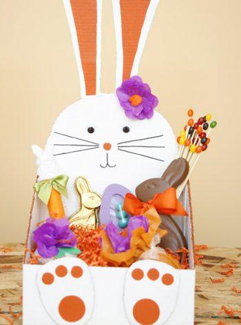 Bunny Easter Box