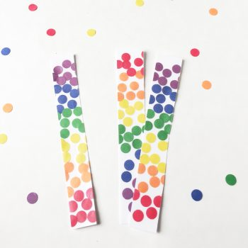 Rainbow Bookmarks