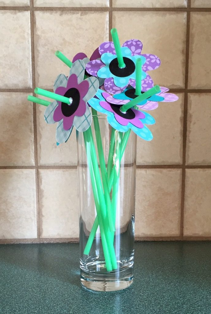 Flower Art Projects For Kids Toddlers