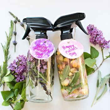 Mother's Day Floral Herb Perfume
