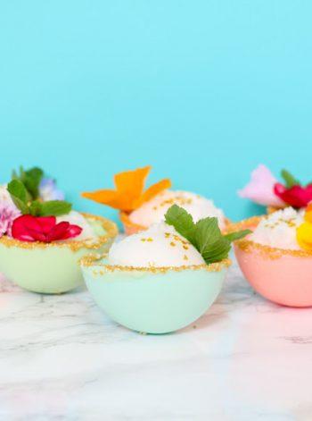 Edible Dessert Bowls