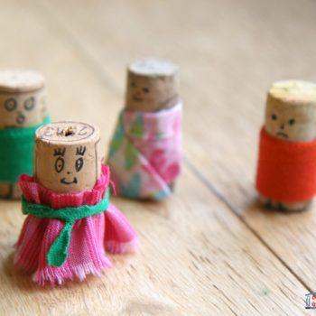 Cork Dolls