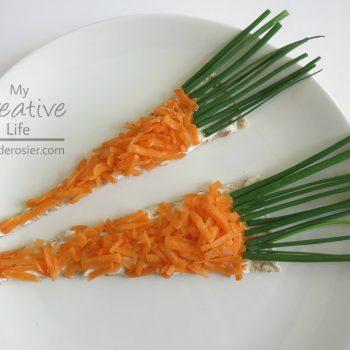Garden Carrot Snack