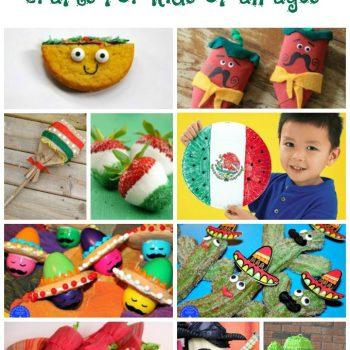 Cinco de Mayo Crafts for Kids