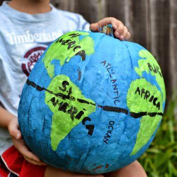 Pumpkin Globe
