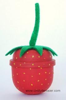 Trash to Treasure Strawberry