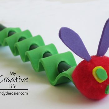 Very Hungry Caterpillar Pencil