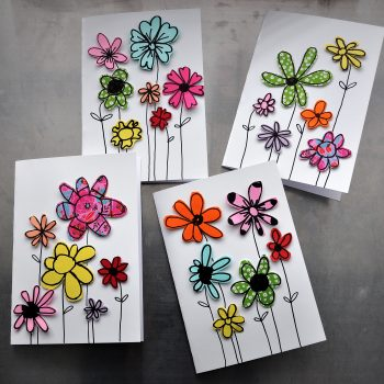 Paper Scraps Greeting Cards