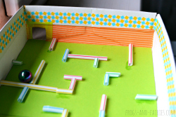 DIY Simple Marble Maze Tutorial