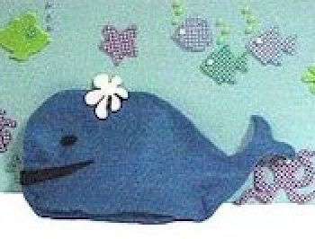 Beanbag Whale