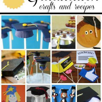Graduation Crafts and Recipes